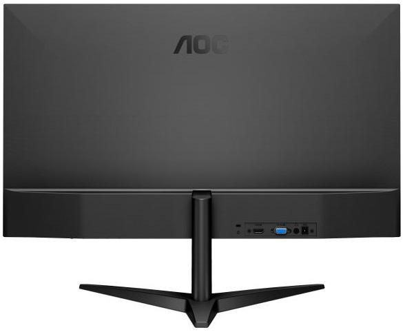 """AOC 23.6"""" 24B1H/01 MVA Black - купить в интернет-магазине Анклав"""