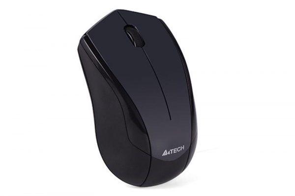 Мышь беспроводная A4Tech G3-400N Black USB V-Track - купить в интернет-магазине Анклав