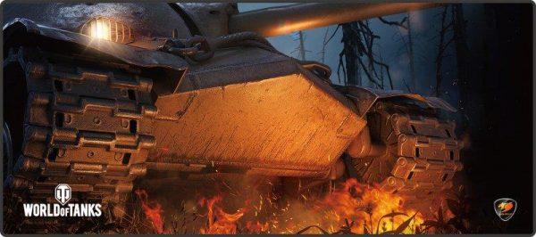 Игровая поверхность Cougar Arena Tank World of Tanks - купить в интернет-магазине Анклав