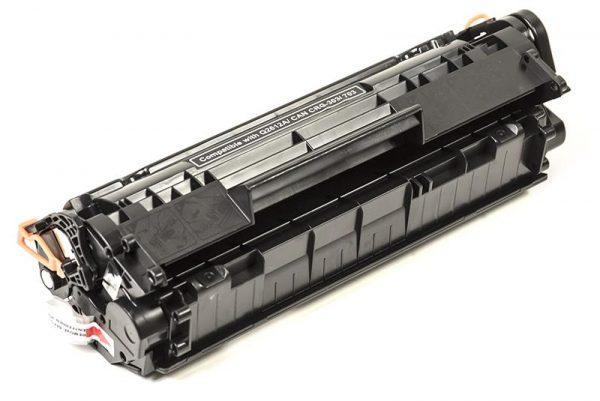 Картридж PowerPlant (PP-12A) HP LJ 1010/1020/1022 Black (аналог Q2612A) - купить в интернет-магазине Анклав