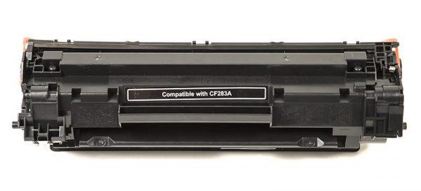 Картридж PowerPlant (PP-83A) HP LJ Pro M125/127/201 Black (аналог CF283A) - купить в интернет-магазине Анклав