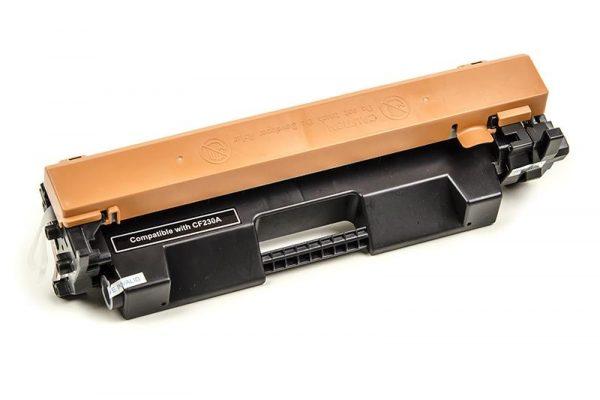 Картридж PowerPlant (PP-CF230A) HP Pro M203/M227 Black (аналог CF230A) с чипом - купить в интернет-магазине Анклав