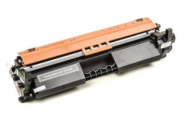 Картридж PowerPlant (PP-CF230X) HP LJ Pro M203/M227 Black (аналог CF230X) с чипом - купить в интернет-магазине Анклав