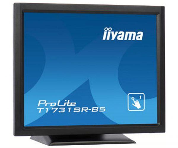 "Монітор IIiyama 17"" T1731SR-B5 Black - купить в интернет-магазине Анклав"