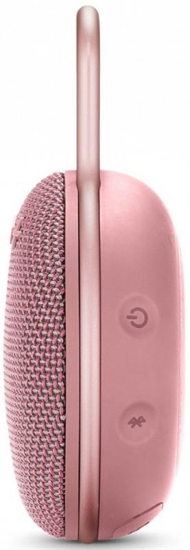 Акустическая система JBL Clip 3 Pink (JBLCLIP3PINK) - купить в интернет-магазине Анклав