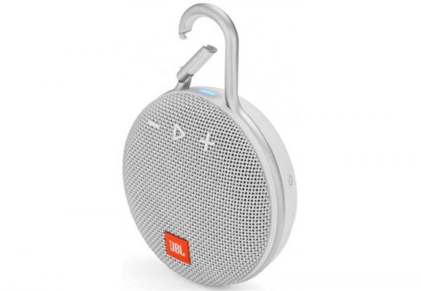 Акустическая система JBL Clip 3 White (JBLCLIP3WHT) - купить в интернет-магазине Анклав