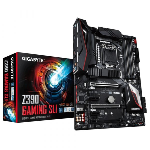 Gigabyte Z390 Gaming SLI Socket 1151 - купить в интернет-магазине Анклав