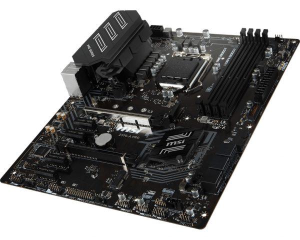 MSI Z390-A Pro Socket 1151 - купить в интернет-магазине Анклав