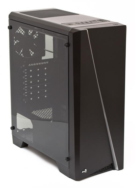 Корпус Aerocool PGS Cylon BG RGB Black без БЖ - купить в интернет-магазине Анклав