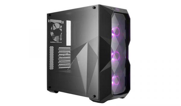 Корпус CoolerMaster MasterBox TD500 Black без БП (MCB-D500D-KANN) - купить в интернет-магазине Анклав