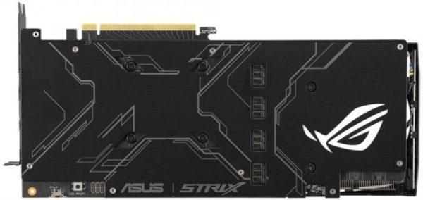 GF RTX 2070 8GB GDDR6 ROG Strix Gaming OC Asus (ROG-STRIX-RTX2070-O8G-GAMING) - купить в интернет-магазине Анклав