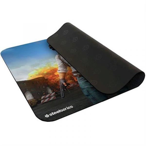 Игровая поверхность SteelSeries QcK + PUBG Erangel Edition (63807) - купить в интернет-магазине Анклав