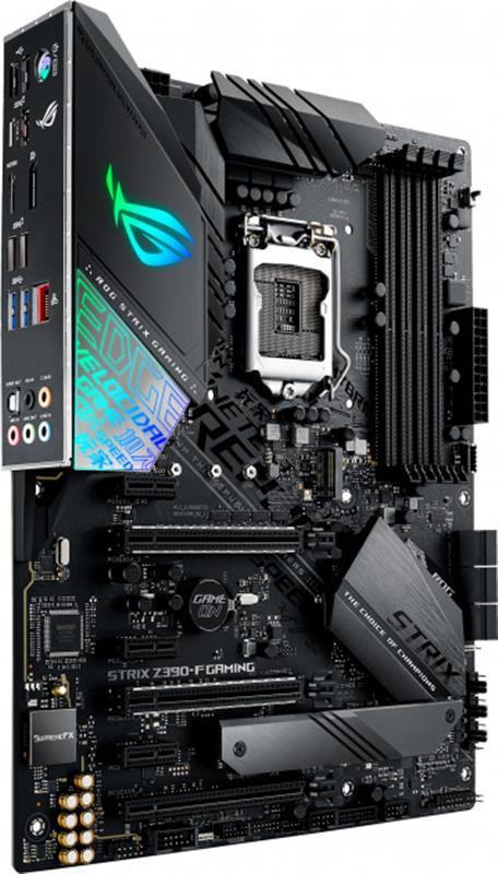 Asus ROG Strix Z390-F Gaming Socket 1151 - купить в интернет-магазине Анклав