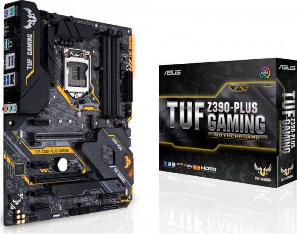 Asus TUF Z390-Plus Gaming Socket 1151 - купить в интернет-магазине Анклав
