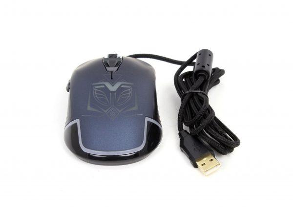 Ігрова миша Frime Hela Navy Blue, USB (FMC1841) - купить в интернет-магазине Анклав