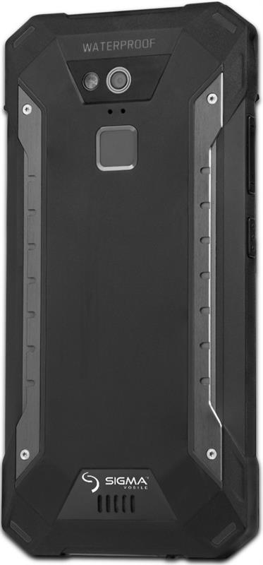 Смартфон Sigma mobile X-treme PQ37 Dual Sim Black - купить в интернет-магазине Анклав