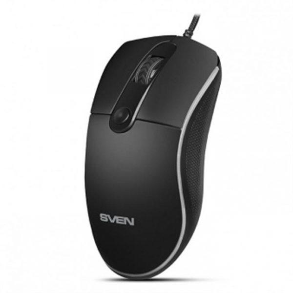Мишка Sven RX-G940 Black USB - купить в интернет-магазине Анклав