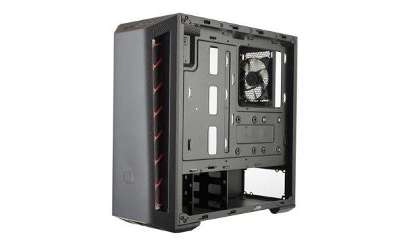 Корпус CoolerMaster MasterBox MB510L Black/White без БП (MCB-B510L-KANN-S02) - купить в интернет-магазине Анклав