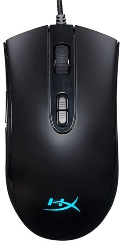 Мишка Kingston HyperX Pulsefire Core RGB Black (HX-MC004B) USB - купить в интернет-магазине Анклав