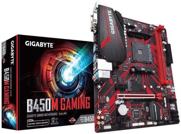Gigabyte B450M Gaming Socket AM4 - купить в интернет-магазине Анклав