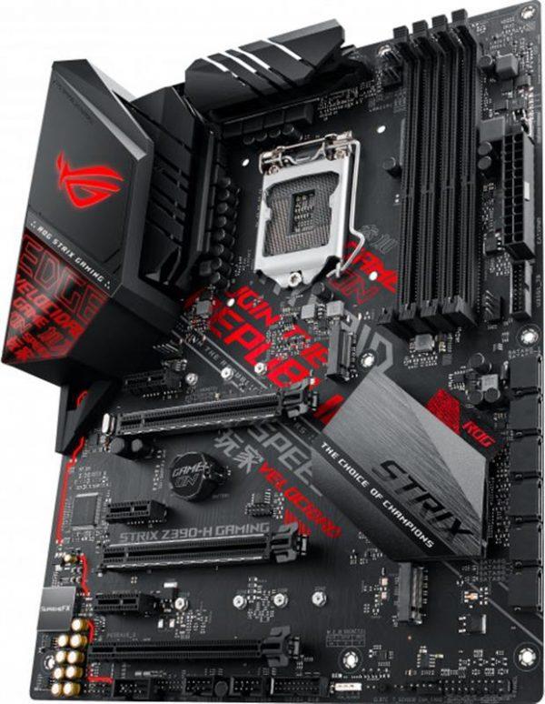 Asus ROG Strix Z390-H Gaming Socket 1151 - купить в интернет-магазине Анклав