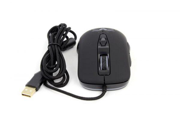 Игровая мышь Frime  Hela Black, USB (FMC1840) - купить в интернет-магазине Анклав