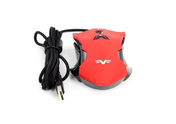 Мышь Frime Raptor Red, USB (FMC1820) - купить в интернет-магазине Анклав