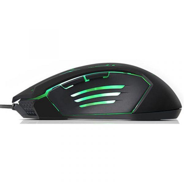 Мышь Lenovo Legion M200 RGB Black (GX30P93886) USB - купить в интернет-магазине Анклав