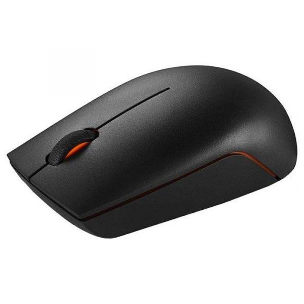 Мышь беспроводная Lenovo 300 Compact Black (GX30K79401) - купить в интернет-магазине Анклав