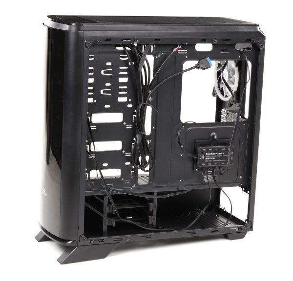 Корпус Frime Magneto без БЖ (Magneto-U3-GLS-4RDRF) - купить в интернет-магазине Анклав