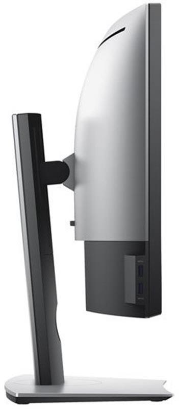 "Монiтор DELL 34.14"" U3419W (210-AQVQ) IPS Black/Silver Curved - купить в интернет-магазине Анклав"
