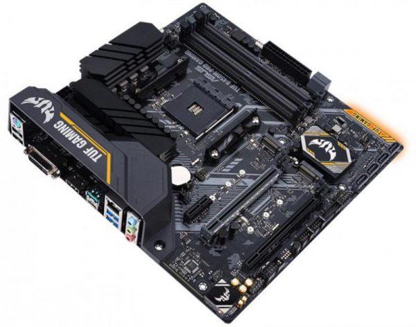 Asus TUF B450M-Pro Gaming Socket AM4 - купить в интернет-магазине Анклав