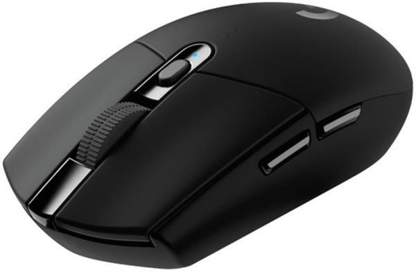 Мишка бездротова Logitech G305 (910-005282) Black USB - купить в интернет-магазине Анклав