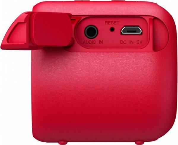 Акустическая система Sony SRS-XB01 Red (SRSXB01R.RU2) - купить в интернет-магазине Анклав