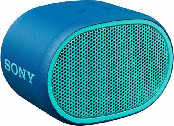 Акустическая система Sony SRS-XB01 Blue (SRSXB01L.RU2) - купить в интернет-магазине Анклав