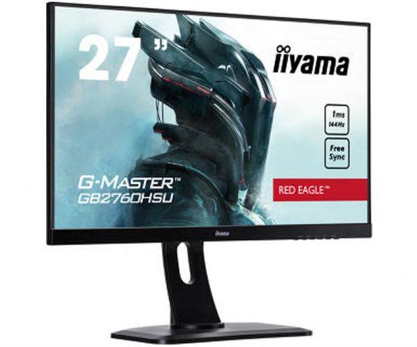 "Iiyama 27"" GB2760HSU-B1 Black 144Hz - купить в интернет-магазине Анклав"