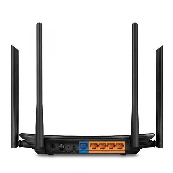 Беспроводной маршрутизатор TP-LINK Archer C6 (AC1200, 1*GE Wan, 4*GE LAN, MU-MIMO, 4 антенны) - купить в интернет-магазине Анклав