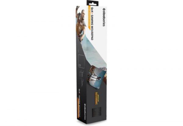 Ігрова поверхня SteelSeries QcK+ PUBG Miramar Edition (63808) - купить в интернет-магазине Анклав
