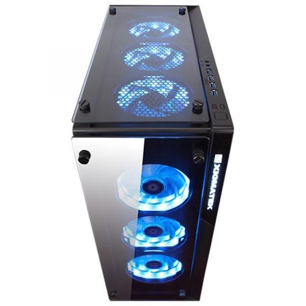 Корпус Xigmatek Prosper RGB (EN9726) - купить в интернет-магазине Анклав