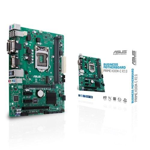 Материнська плата Asus Prime H310M-C R2.0 Socket 1151 - купить в интернет-магазине Анклав