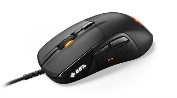 Мышь SteelSeries Rival 710 (62334) Black USB - купить в интернет-магазине Анклав