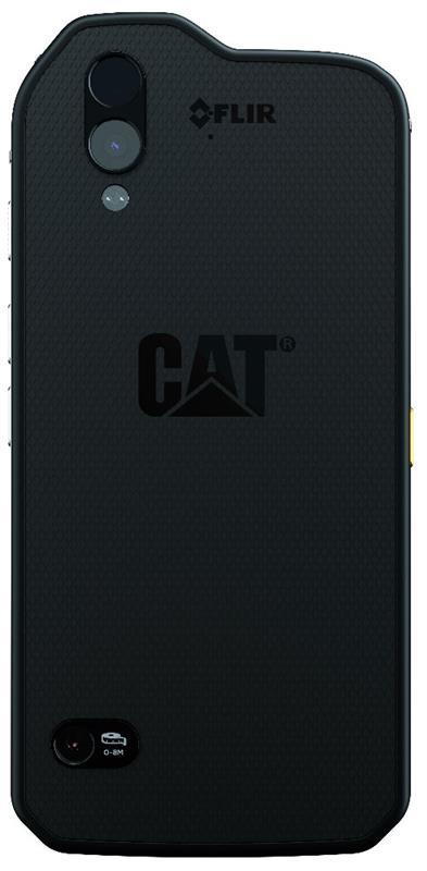 CAT Caterpillar S61 Dual Sim Black - купить в интернет-магазине Анклав