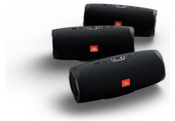 Акустическая система JBL Charge 4 Black (JBLCHARGE4BLK) - купить в интернет-магазине Анклав