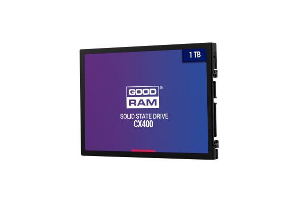 "SSD 1TB GOODRAM CX400 2.5"" SATAIII 3D TLC (SSDPR-CX400-01T) - купить в интернет-магазине Анклав"