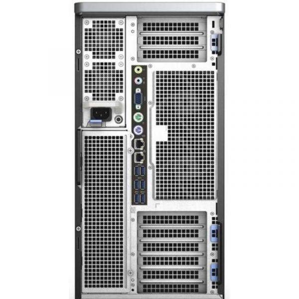 Рабочая станция Dell Precision 7920 Tower (79X4132S3H2-WBK) Black - купить в интернет-магазине Анклав