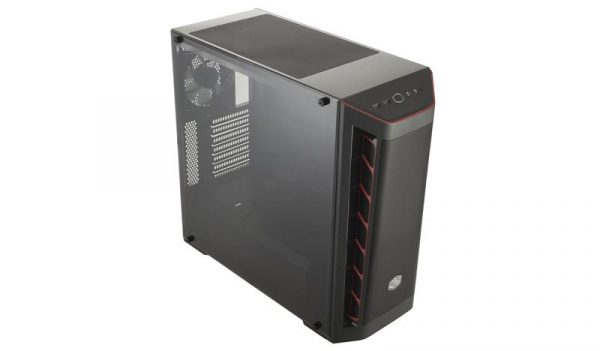 Корпус CoolerMaster MasterBox MB511 Black/Red без БП (MCB-B511D-KANN-S00) - купить в интернет-магазине Анклав
