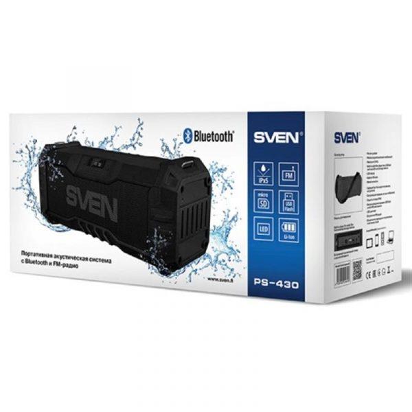 Акустическая система Sven PS-430 Black UAH - купить в интернет-магазине Анклав