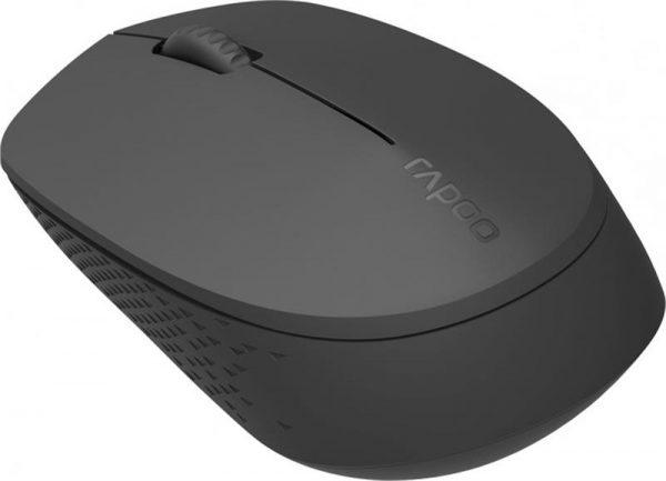 Мышь беспроводная Rapoo M100 Silent Gray USB - купить в интернет-магазине Анклав