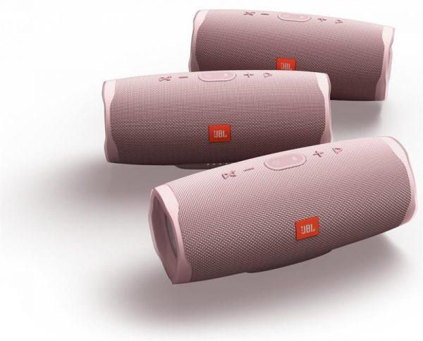 Акустическая система JBL Charge 4 Pink (JBLCHARGE4PINK) - купить в интернет-магазине Анклав