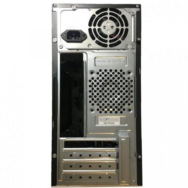 Корпус Delux MK260 Black 450W 12Fan - купить в интернет-магазине Анклав